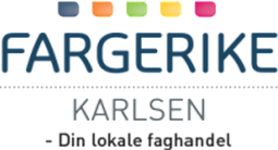 Logo, Karlsen Fargehandel AS